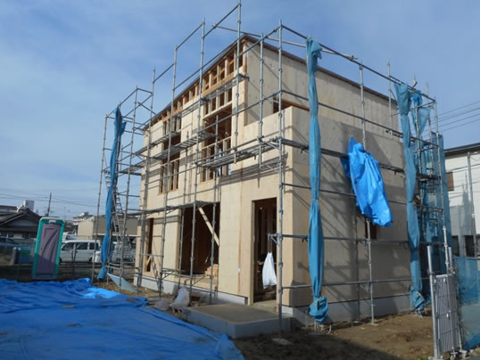 注文住宅・建替え|大阪府貝塚市M様邸