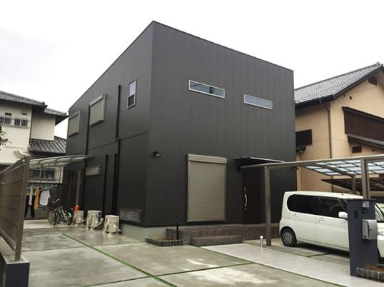 新築工事大阪府岸和田市