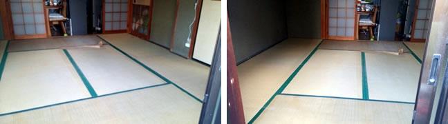 遠赤王(床暖房)新設リフォ-ム