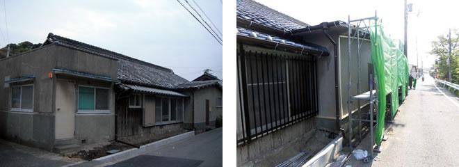 阪南市国際文化会館様改修工事