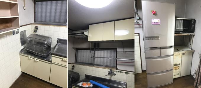 貝塚市Y様邸キッチンリフォーム