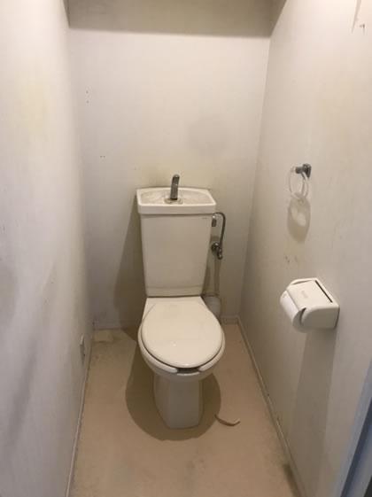 河内長野市S様邸トイレ入替工事