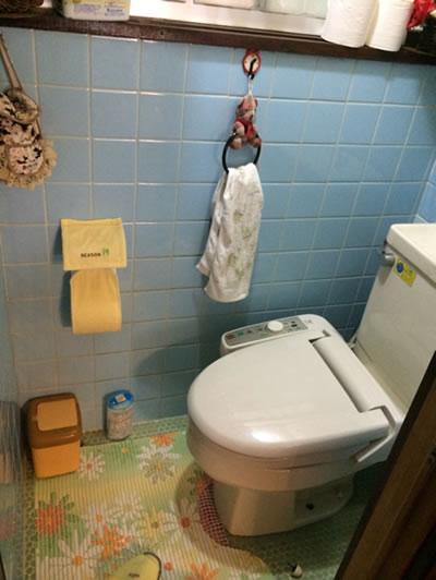 T様|トイレ全面リフォームと洗面化粧台交換