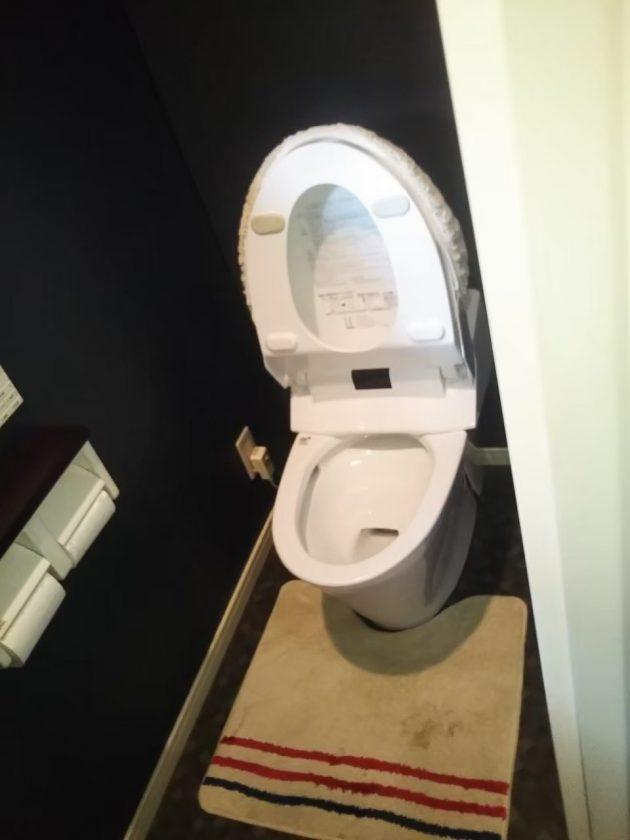 トイレ内装 工事前
