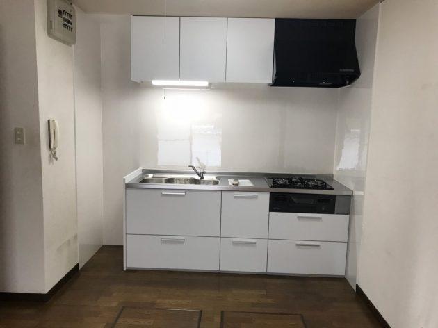工事後 H邸キッチン